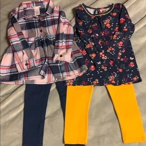Toddler girl outfits size 3t